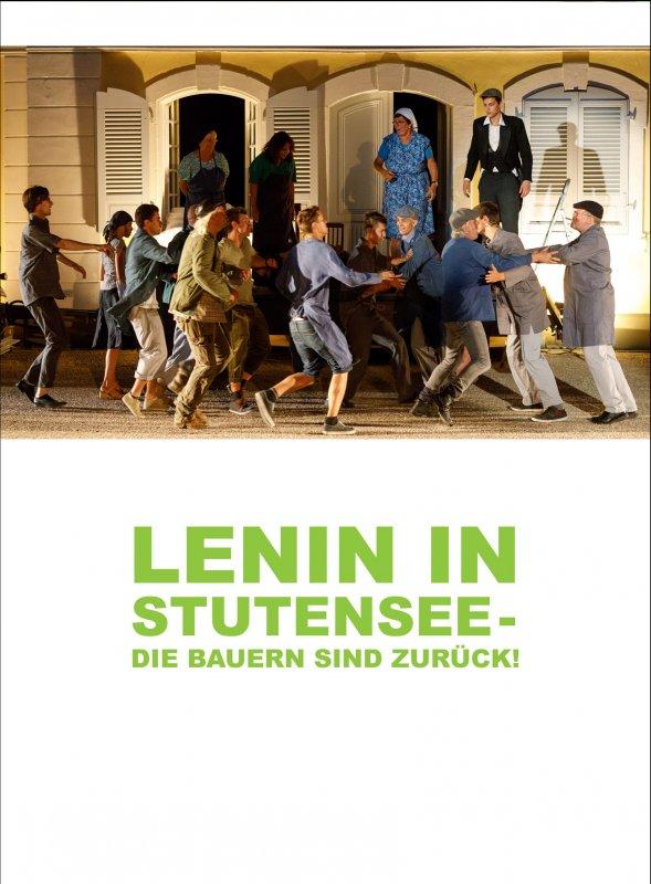 Lenin in Stutensee - Die Bauern sind zurück! DVD