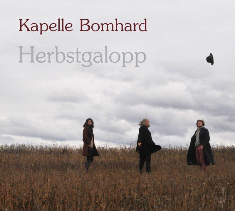 Kapelle Bomhard - Herbstgalopp, CD