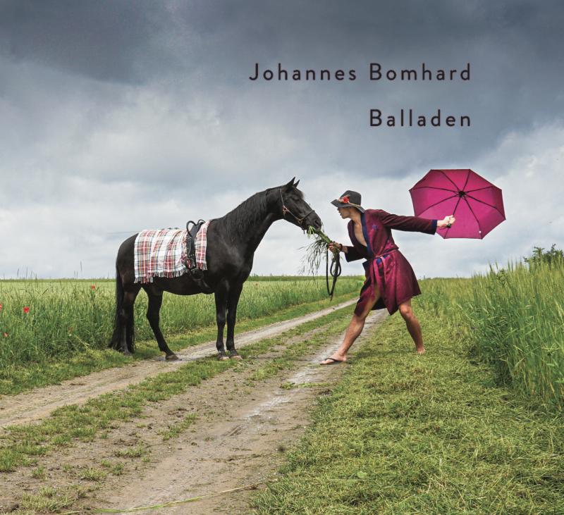 Johannes Bomhard - Balladen, CD